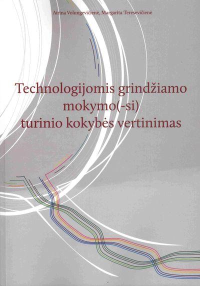 Technologijomis grįsto mokymo(-si) turinio kokybės vertinimas